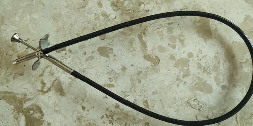 cabo disparador obturador 50cm nikon, canon, olympus, pentax