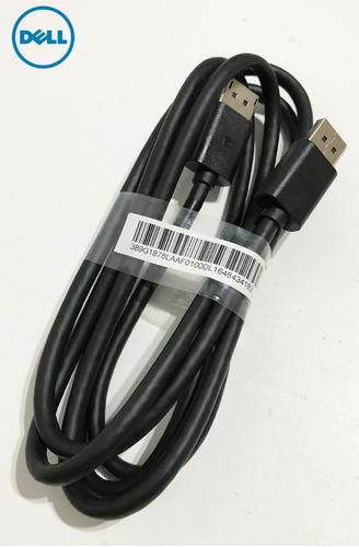cabo display port dell - alta qualidade - 1,8mts