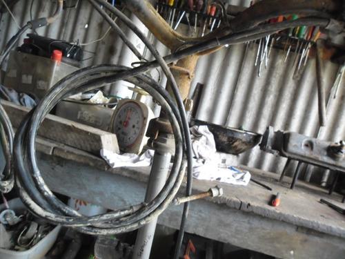 cabo do freio traseiro p/ scooter sanyang enjoy .