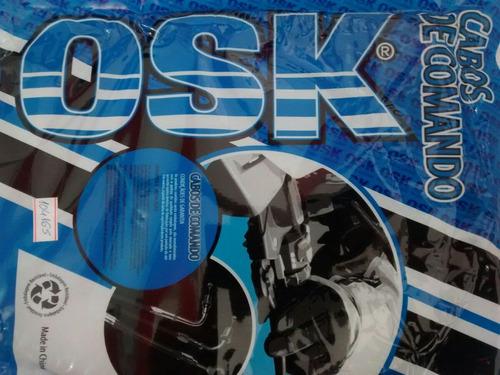 cabo do velocímetro cg 150 mix 09 à 13 osk marcio motos