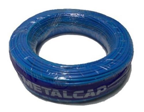 cabo eletrico flexível 1.5mm 750v 100m metalcap full