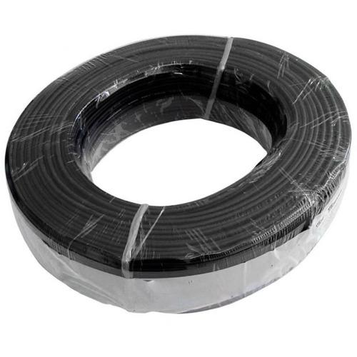 cabo emborrachado voxtron pp 2x2,50mm (rolo 100 mt) p/caixas