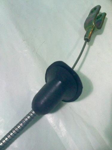 cabo embreagem pick up gm d10 79 84 tubo flexivel capa metal