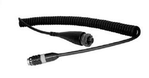 cabo espiralado para acelerômetro  ash201  falcon oneprod