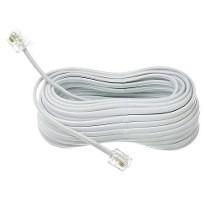 cabo extensão telefone/fax 2m