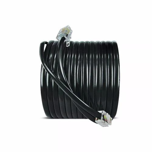 cabo extensão telefonico 2 metros