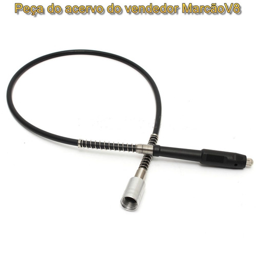 cabo extensor extensão eixo flexivel p micro retifica dremel