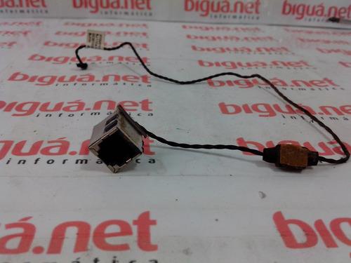 cabo extensor modem 56k notebook intelbras i10
