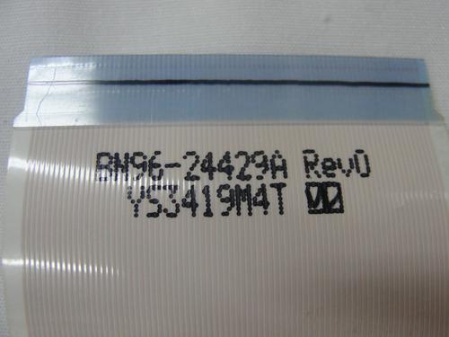 cabo fita bn96-24429a samsung un40f6100ag un40f6400ag