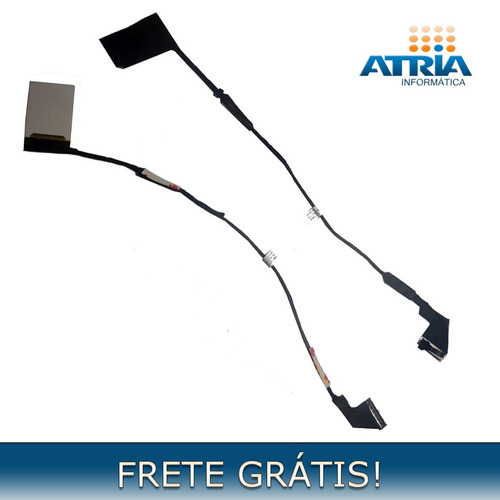 cabo flat asus eee pc 1008ha 1008p 1422-00nr000 frete grátis
