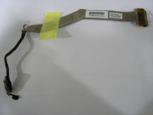 cabo flat da tela lcd hp dv6000