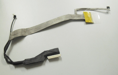 cabo flat da tela notebook hp compaq presario cq60