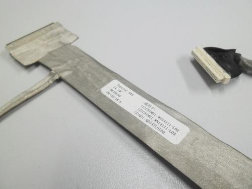 cabo flat da tela notebook microboard ultimate u342