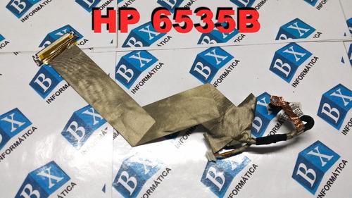 cabo flat do lcd hp 6535b