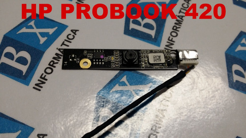 cabo flat do lcd hp probook 420