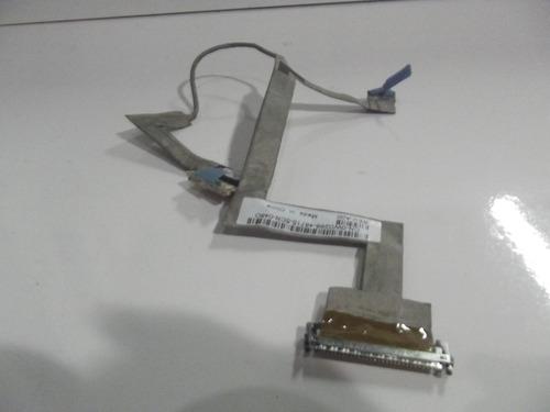cabo flat do lcd xga notebook dell latitude 120l pp21l