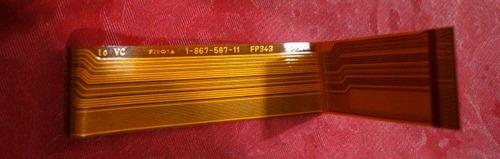 cabo flat filmadora sony dcr-dvd105 100% original