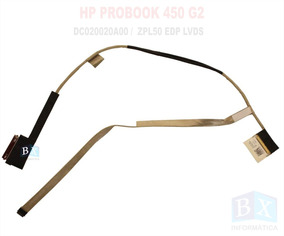 Cabo Flat Lcd Hp Probook 450 G2 Dc020020a00 Zpl50 Edp Lvds