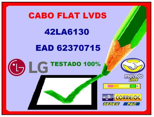 cabo flat lvds lg 42la6130  ead62370715
