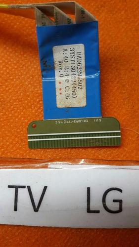 cabo flat lvds tv lg 32ln540b ead62203502 original *oferta*