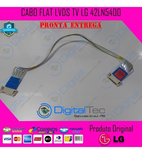 cabo flat lvds tv lg 42ln5400 original ead62370715