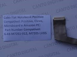 cabo flat para notebook