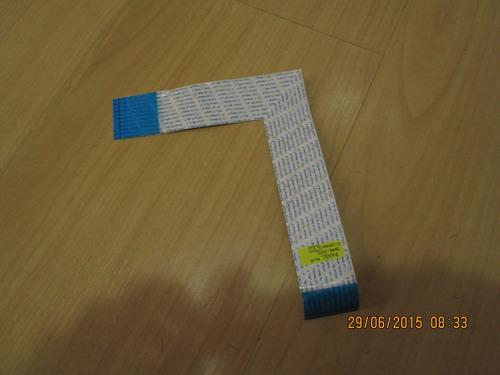 cabo flat placa t-com original samsung ln26d450g1g