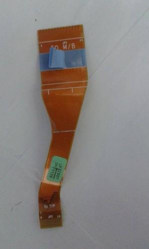 cabo flat touchpad original dell latitude d430 - lf-3072p