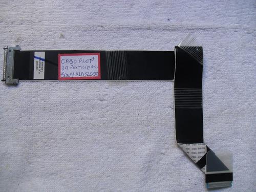 cabo flet principal sony  kld32ex525