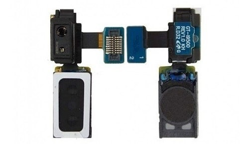 cabo flex c/sensor+alto falante gt-i9195 s4 mini c/garantia