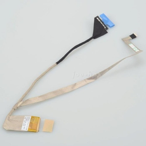 cabo flex flat da tela lcd - dell inspiron n4020 n4030 p07g