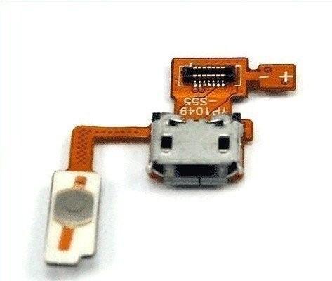 cabo flex lg p970 optimus black conector carga