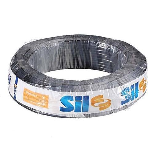 cabo flexível 10mm 750v - (rolo de 100 metros) - sil