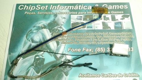 cabo flexivel da tela para notebook emachines