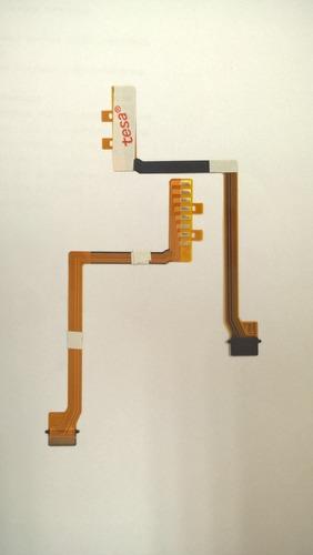 cabo flexivel para lente objetiva af-s dx nikon 18-105mm