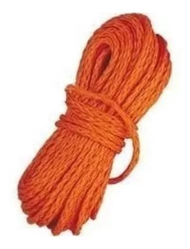 cabo flotante naranja 8 mm x 30 m
