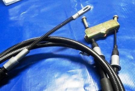 cabo freio de mao tempra 92/... 3383mm fania: 81-056