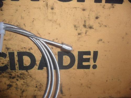cabo freio mão/ estacionario caminhonte gm c14 intermediário
