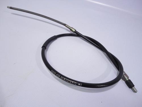 cabo freio mão traseiro esq d20 93/96 a20 c20 d13 c13 a13