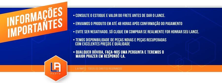 Cabo Guia Teto Solar- Peugeot 206 Moonlight/ C3/c4 Solaris
