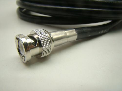 cabo hd sdi bnc x  bnc  3 m patch cord video rg6 blind. 97%