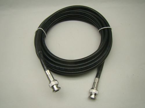 cabo hd sdi bnc x  bnc  5 m patch cord video rg6 blind. 97%