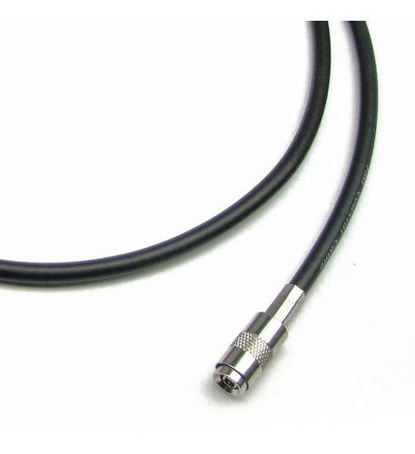 cabo hd-sdi bnc x mini bnc iec din 1.0/2.3 black magic 60cm