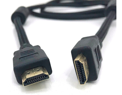 cabo hdmi 1080p fullhd ps3 projetor lcdtv  10m hm10