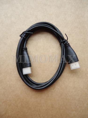 cabo hdmi 1.4 full hd 1080 tv led lcd ps3 xbox 3d - 1.8m