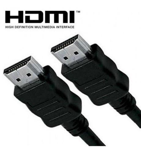 cabo hdmi p/ dvd xbox ps4 e serve p/ tv led plasma lcd