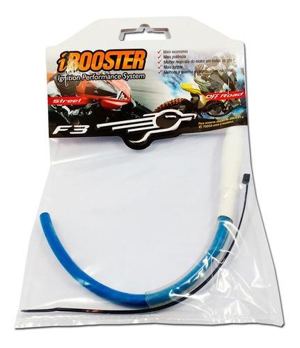 cabo ibooster f3 amplificador de centelha azul titan 150