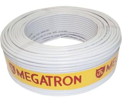 cabo instalação alarme 4 vias multicores 100 metros megatron