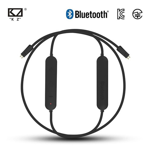 cabo módulo bluetooth aptx para fones kz pino b zst zs10 es4