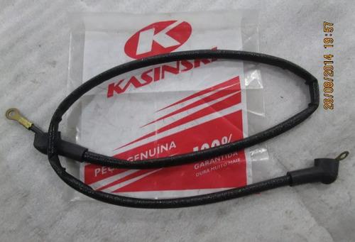 cabo motor de partida da kasinski comet gt gtr 250 2009